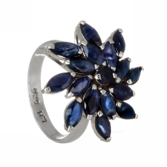 Jewelry with sapphires 1