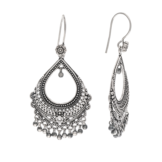 Sterling Silver Dangles
