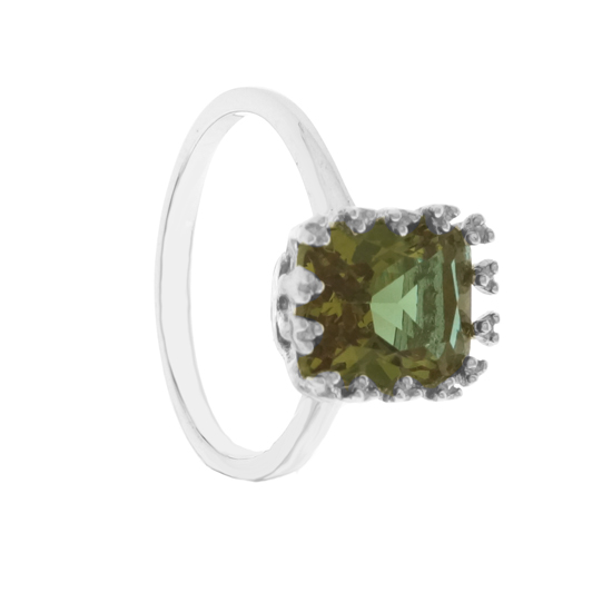Zultanite Ring